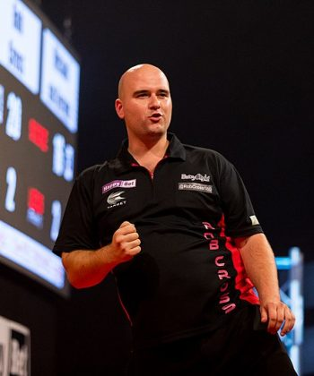 RISE OF ROB CROSS